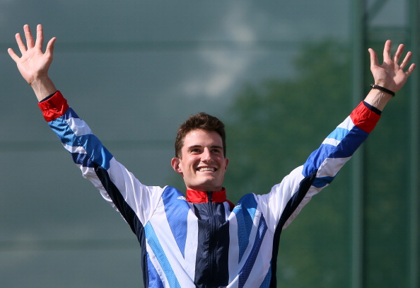 Wilson shot to fame by claiming double gold in front of his home crowd at London 2012