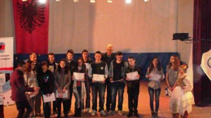 Winners have been named for the NOC of Albania Best Video project ©NOC Albania