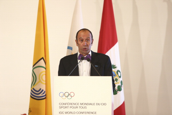 """Fernando Aguerre, President of the International Surfing Association, is hoping either San Francisco or Los Angeles gets the nomination as US bid city for the 2024 Olympics, as he says California is """"he soul of surfing"""" ©Getty Images"""