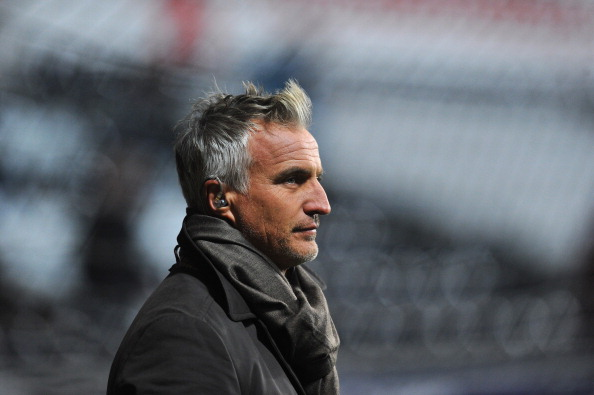 David Ginola has officially withdrawn from the race for the FIFA Presidency ©Getty Images