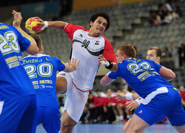 Egypt has submitted a bid to host the Men's World Handball Championship in 2021 ©Getty Images