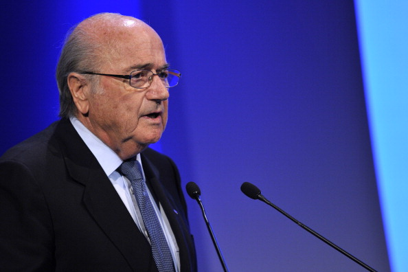 Sepp Blatter is widely expected to resume the FIFA Presidency for a fifth time later this year, despite the opposition ©Getty Images