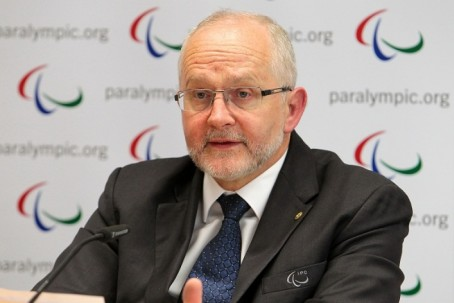 """Sir Philip Craven has predicted 2015 is set to be """"possibly the busiest year yet"""" for the Paralympic Movement ©Getty Images"""