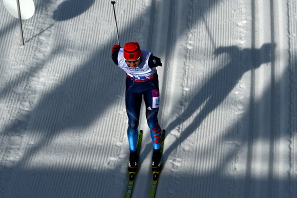 Vladislav Lekomtcev began the Russian dominance with his victory in the men's standing race at the IPC Nordic Skiing World Championships in Cable ©Getty Images