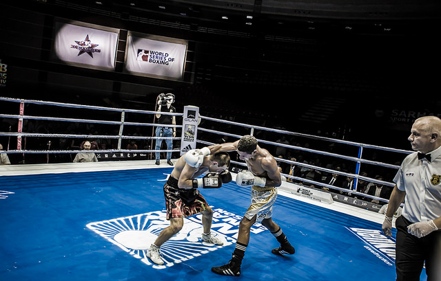 Last season's finalists the Azerbaijan Baku Fires will be looking to go one further at Season V of the World Series of Boxing ©WSB