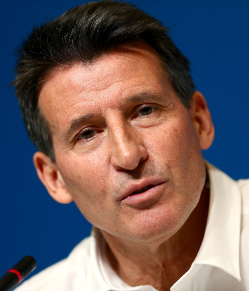 Sebastian Coe has joined other top athletes in calling for cross country to be introduced to the Winter Olympics ©Getty Images
