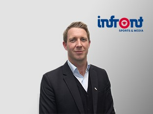 Sven Biner will contribute his extensive sports marketing experience, and a broad network across the industry, to Infront Sports & Media ©Infront Sports & Media