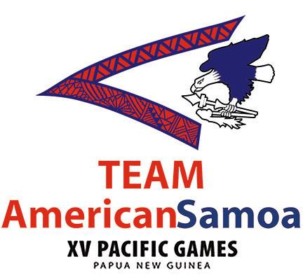 The American Samoa National Olympic Committee has launched a new logo in time for this year's Pacific Games ©Facebook