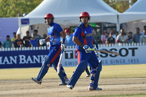 Afghanistan's men have won the cricket silver medal at the past two editions of the Asian Games ©Getty Images