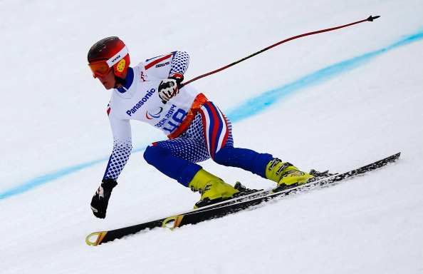 Alexey Bugaev was among those continuing winning form in St Moritz ©Getty Images