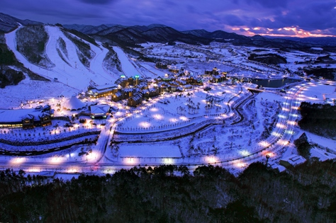 All the Olympic and Paralympic venues for Pyeongchang 2018 have now been finalised ©Pyeongchang 2018