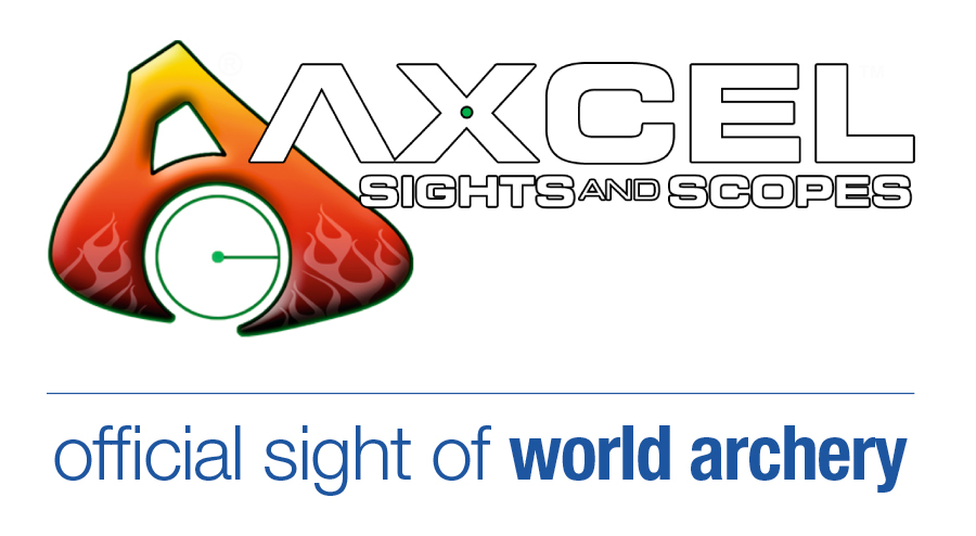 Axcel Sights has become the first company to join World Archery's new sponsorship programme ©World Archery