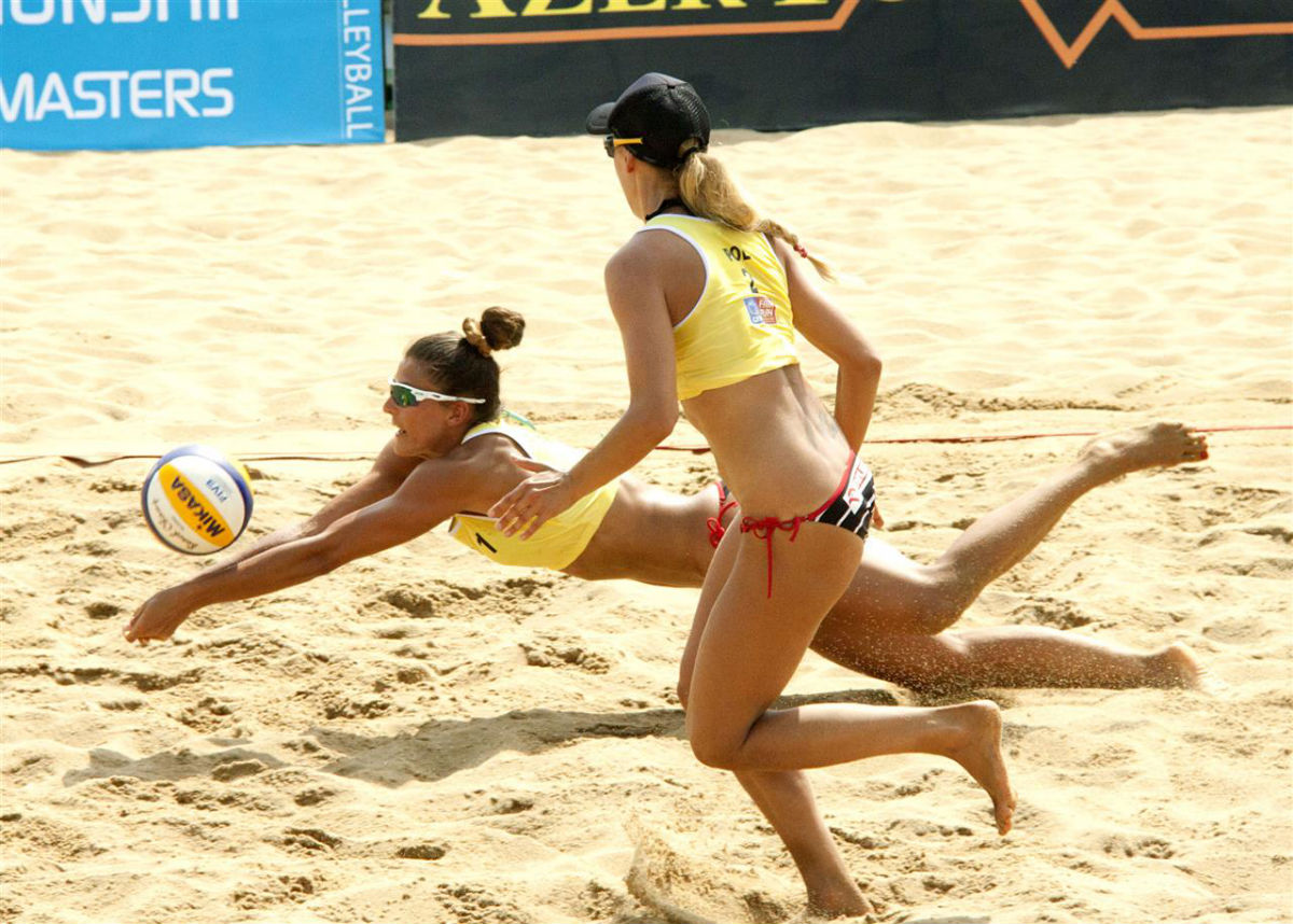 Baku 2015 have announced the 25 countries who will compete in the beach volleyball competitions at the European Games ©Baku 2015