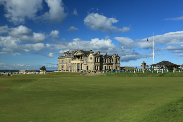 Both the R&A and the LGU are based at St Andrews in Scotland ©Getty Images