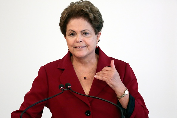 Brazil's President Dilma Rousseff will be hoping she gets the appointment of Fernando Azevedo e Silva right following an adverse reaction to George Hilton becoming the sports minister ©Getty Images