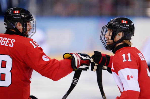 Canada are heading one step closer to a showdown with arch-rivals US after another comfortable win at the World Sledge Hockey Challenge ©Getty Images