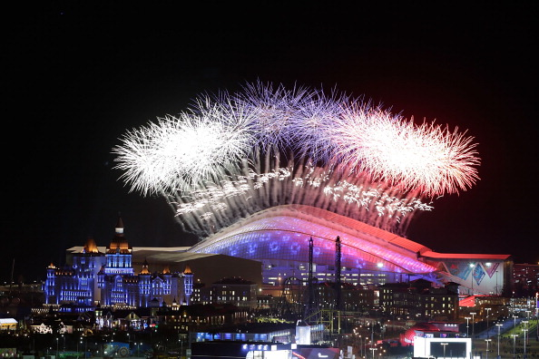 Celebrations are taking place today to mark exactly a year since the Sochi 2014 Olympic Games ©Getty Images