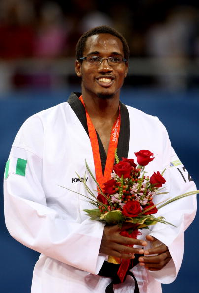 Chika Chukwumerije, head of the CCSF, won a bronze medal at Beijing 2008 ©Getty Images