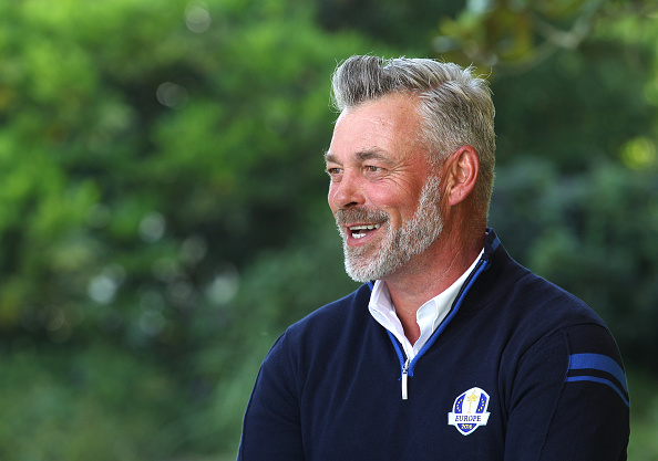 Darren Clarke has been named Europe's captain for the 2016 Ryder Cup ©Getty Images
