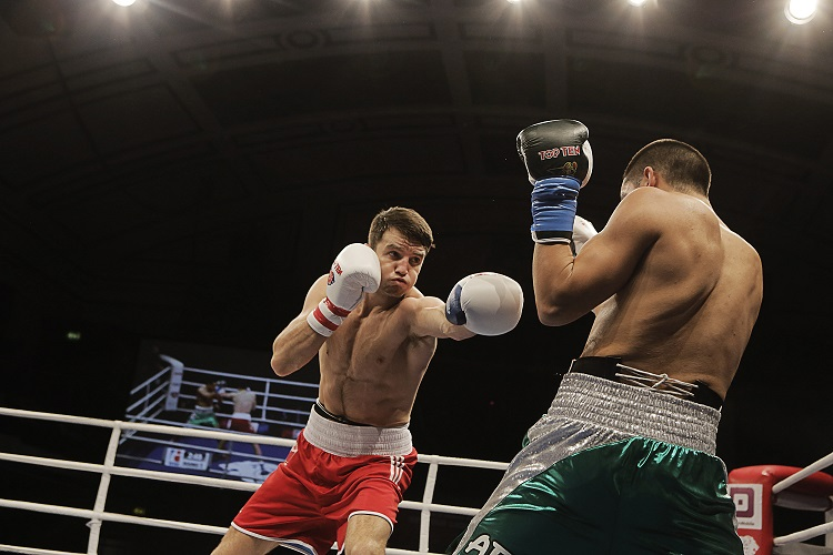 Despite Antony Fowler maintaining his unbeaten record this season the British Lionhearts fell to defeat at home ©WSB