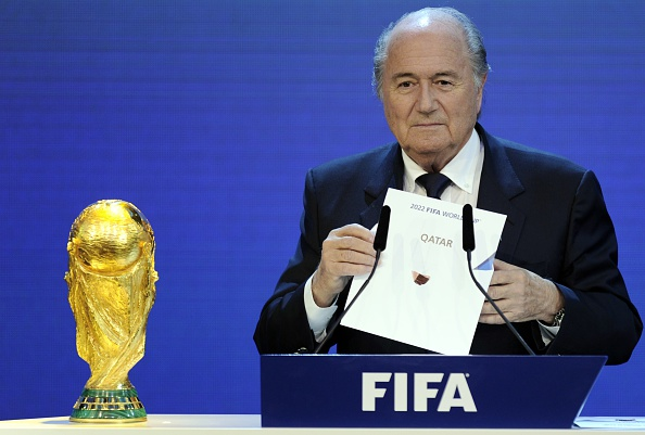 FIFAs task force have officially recommended the 2022 World Cup should be staged in November and December ©Getty Images