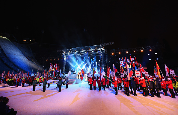 The 2015 FIS Nordic World Ski Championships got underway in Falun, Sweden today ©Getty Images