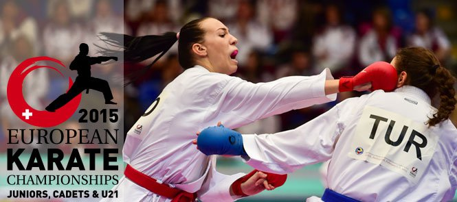 France and Italy both finished with a total of seven medals as the European Junior Cadet and Under-21 Karate Championships drew to a close in Zurich