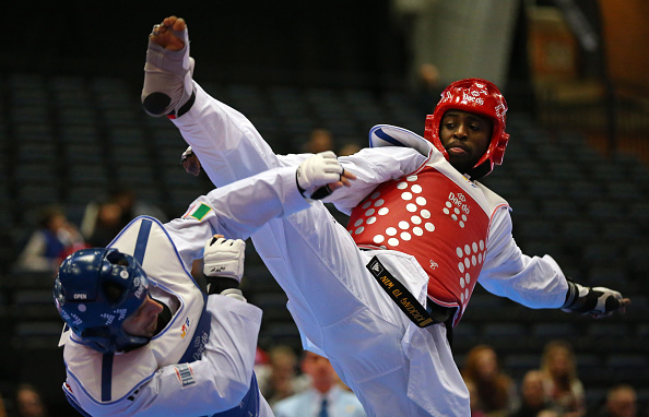 GB Taekwondo is on the look out for the next Mahama Cho ©Getty Images