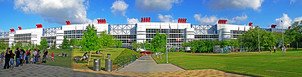 The George R. Brown Convention Center in Houston, Texas, will host the 2015 World Weightlifting Championships ©Wikipedia