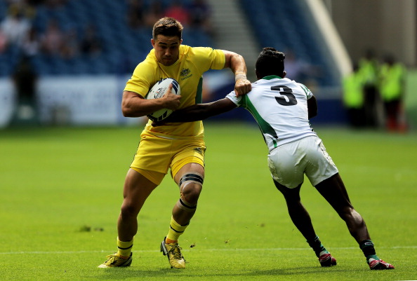 Greg Jeloudev features on the Australian squad in New Zealand ©Getty Images