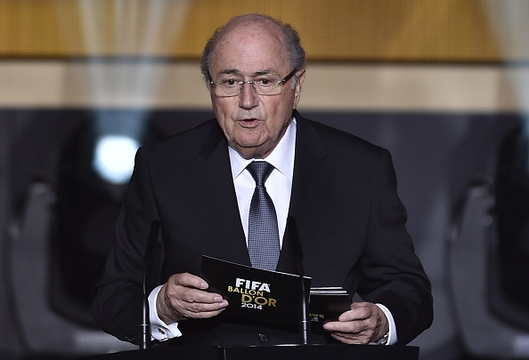 If approved the dates would see Sepp Blatter fulfil his pledge to the IOC that the tournament would not clash with the 2022 Winter Olympics ©AFP/Getty Images