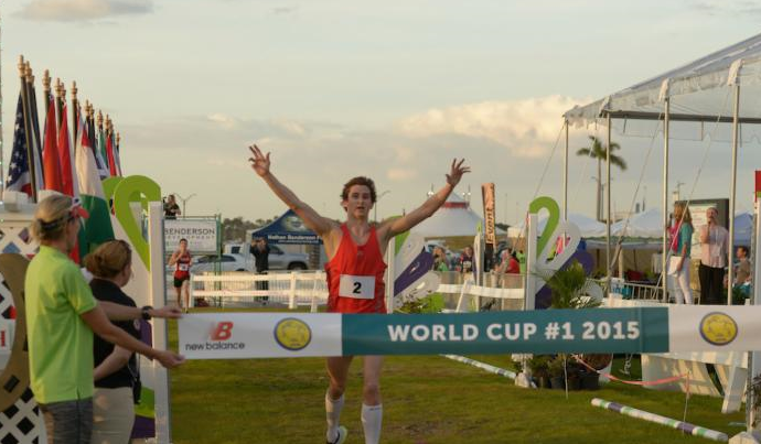 James Cookes victory made it two gold medals for Britain in two days ©UIPM
