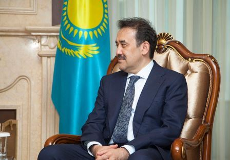 Kazakhstan Prime Minister Karim Massimov is the chair of the Almaty 2022 Bid Committee ©Wikipedia