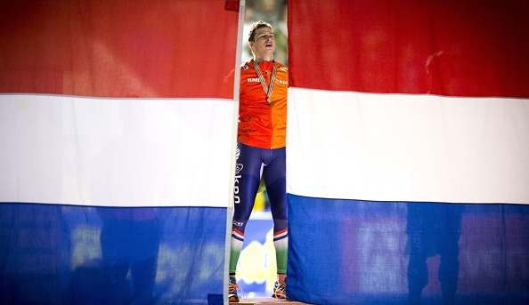 Kramers 5000m win was part of a Dutch clean sweep in the event ©AFP/Getty Images