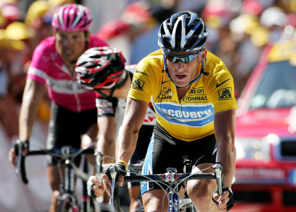 Lance Armstrong is one of the few people have publicly announced they have given evidence to the Independent Reform Commission set-up by the UCI ©Getty Images