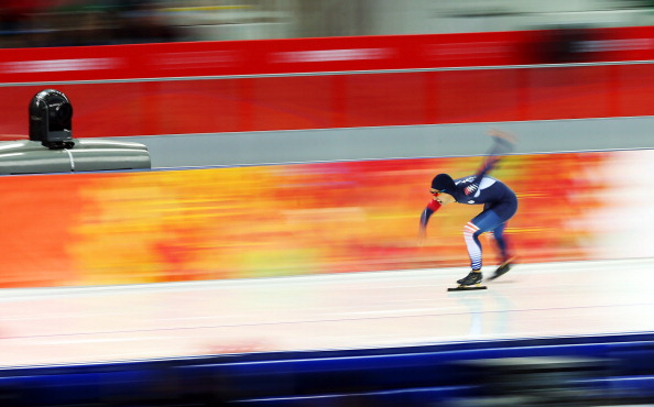 Lee Kyou-Hyuk represented South Korea at five Winter Olympics between Lillehammer 1994 an Sochi 2014 and broke two world records in his career ©Getty Images