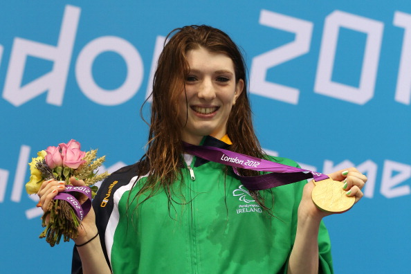 London 2012 Paralympic gold medallist Bethany Firth has been nominated for one of the inaugural INAS awards ©Getty Images