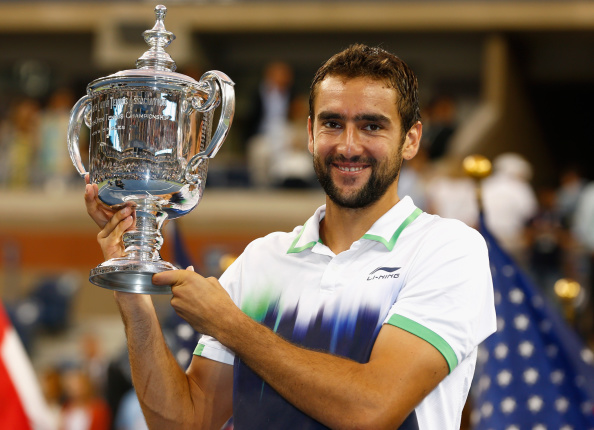 Marin Cilic is the reigning US Open men's champion ©Getty Images