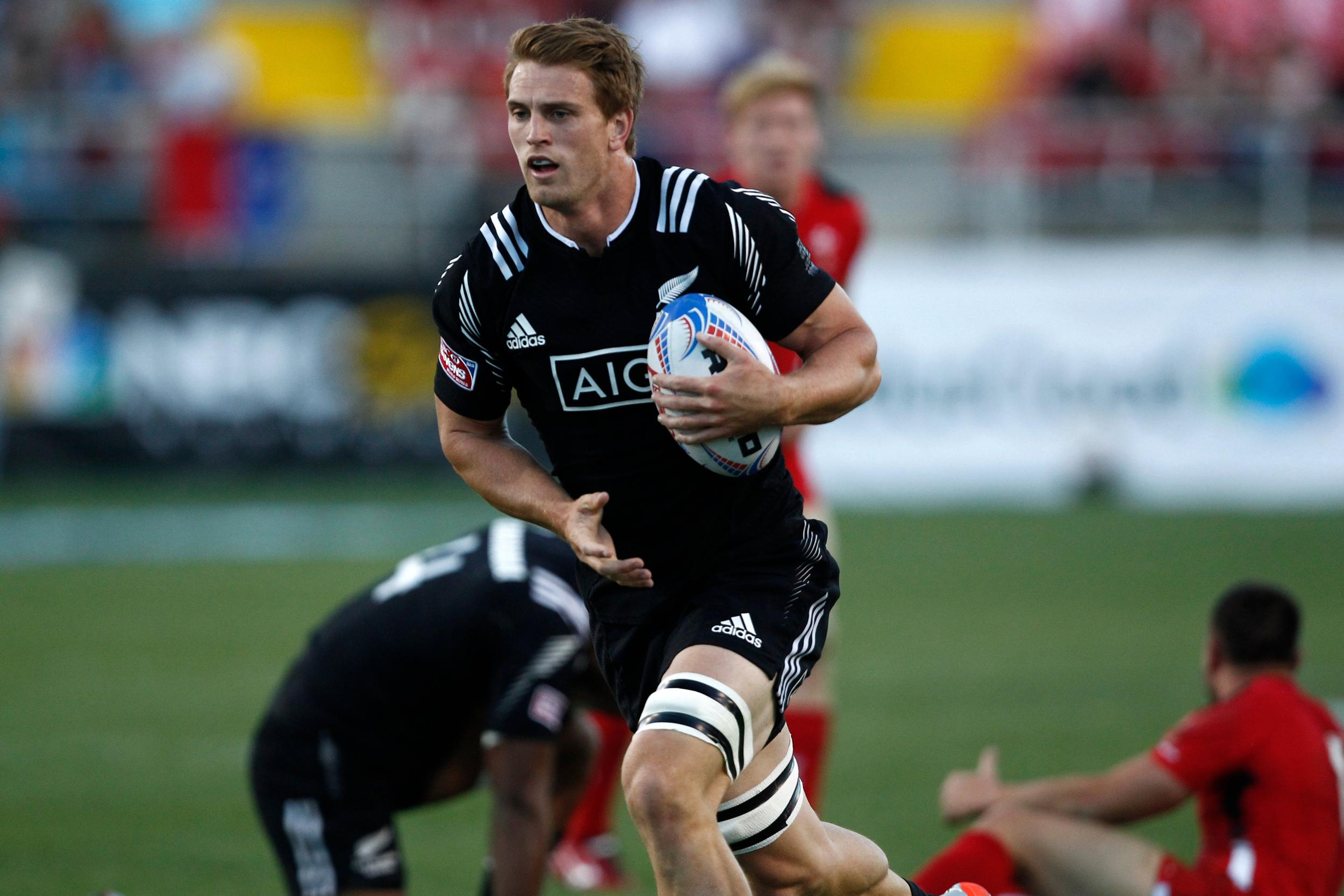 New Zealand fresh from winning their home series progressed to the quarter finals in Las Vegas ©World Rugby