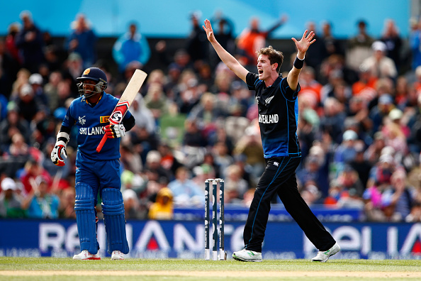 New Zealand opened the 2015 ICC Cricket World Cup with a commanding win over Sri Lanka ©Getty Images