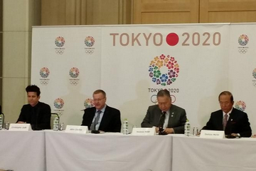 No decision on new sports for Tokyo 2020 is expected until 2016, John Coates revealed today ©Twitter