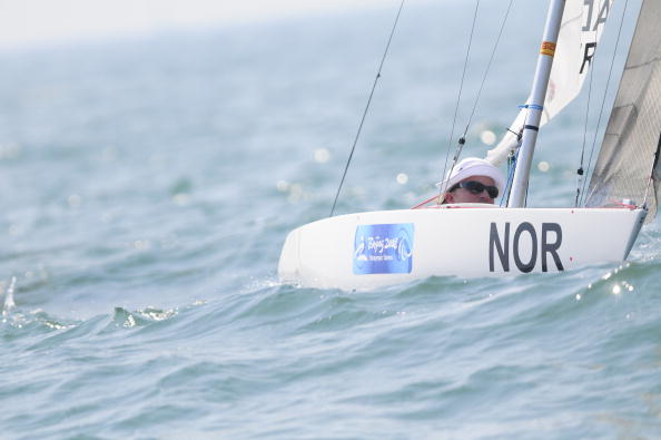 Norway's Bjornar Erikstad insists sailing should be part of the Paralympic Games ©Getty Images