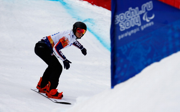 Para-snowboarding made its debut at the Sochi 2014 Paralympic Winter Games ©Getty Images