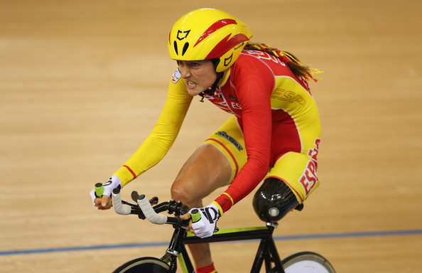 Spain is one of the strongest nations in track cycling at the Paralympics but the IPC want more opportunities for riders for a broader range of countries ©Getty Images