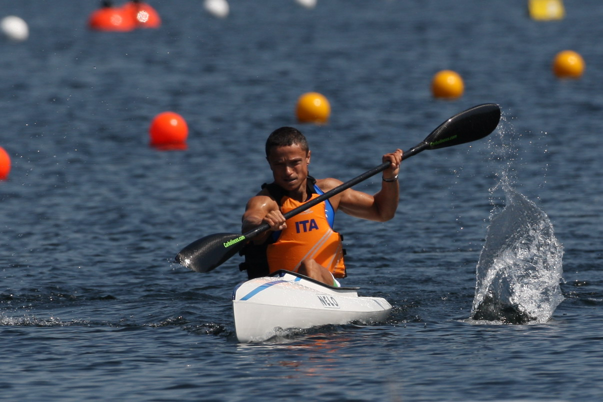 The International Paralympic Committee have announced that three men's and three women's kayak events will form the canoe programme at the 2016 Paralympic Games in Rio ©Getty Images