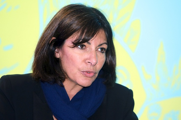 Paris Mayor Anne Hidalgo is set to receive the feasibility study as the city considers a bid for the 2024 Olympic and Paralympic Games ©Getty Images