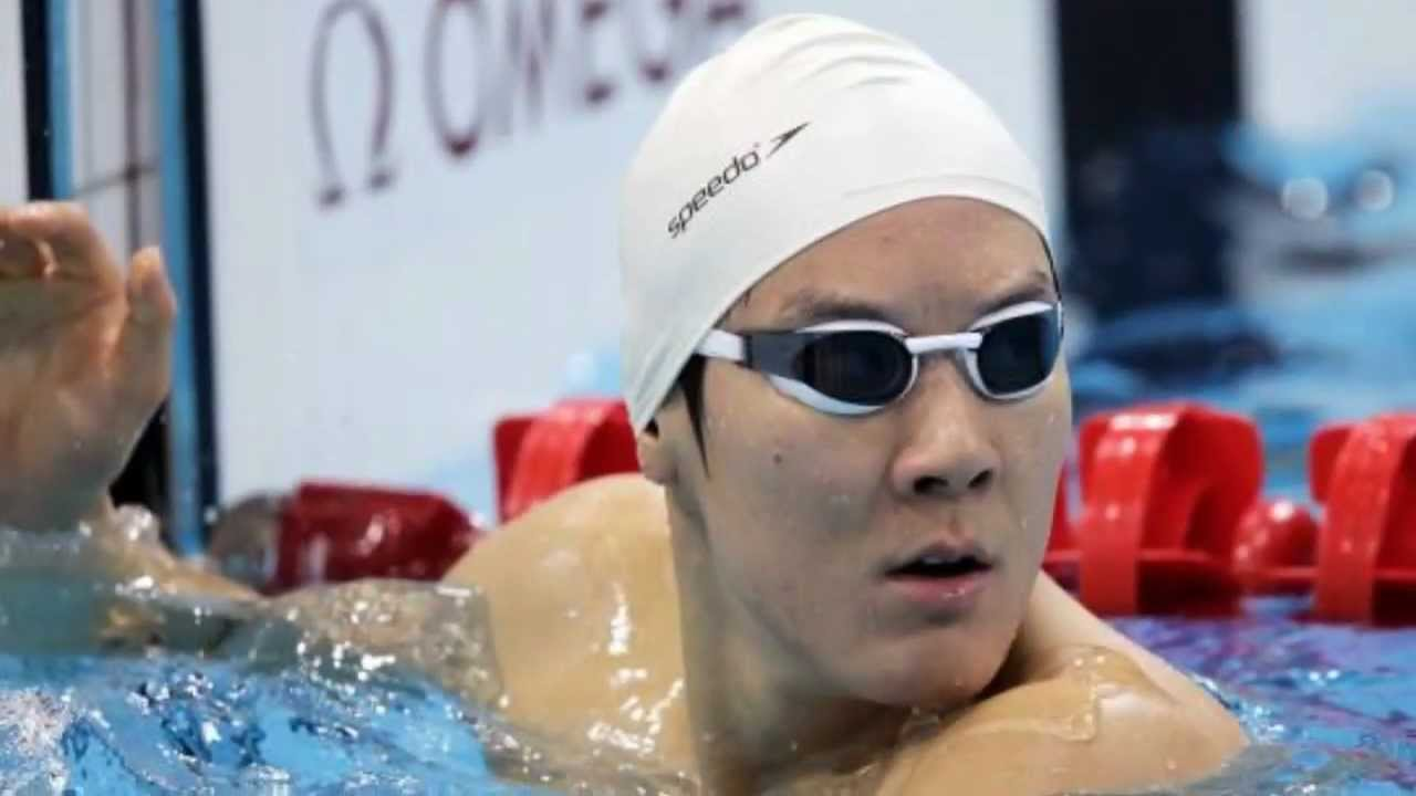 South Korean officials are battling to save Park Tae-Hwan's career after his positive drugs test ©YouTube