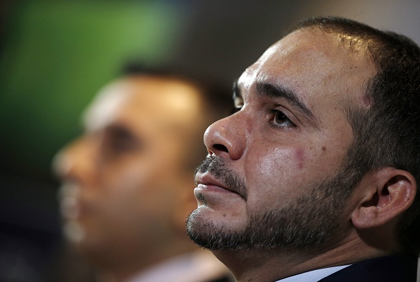 Prince Ali has called for more transparency within FIFA and feels all the candidates should have a public debate before the election in Zurich on May 29 ©Getty Images