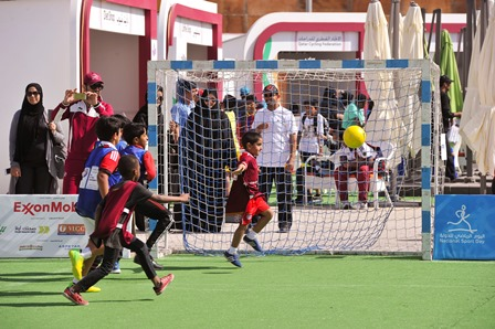 Qatar's National Sport Day is continuing to grow in stature ©QOC