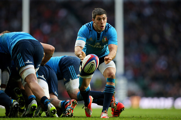 SKY Italia will broadcast live coverage of all 48 matches at the 2015 Rugby World Cup ©Getty Images